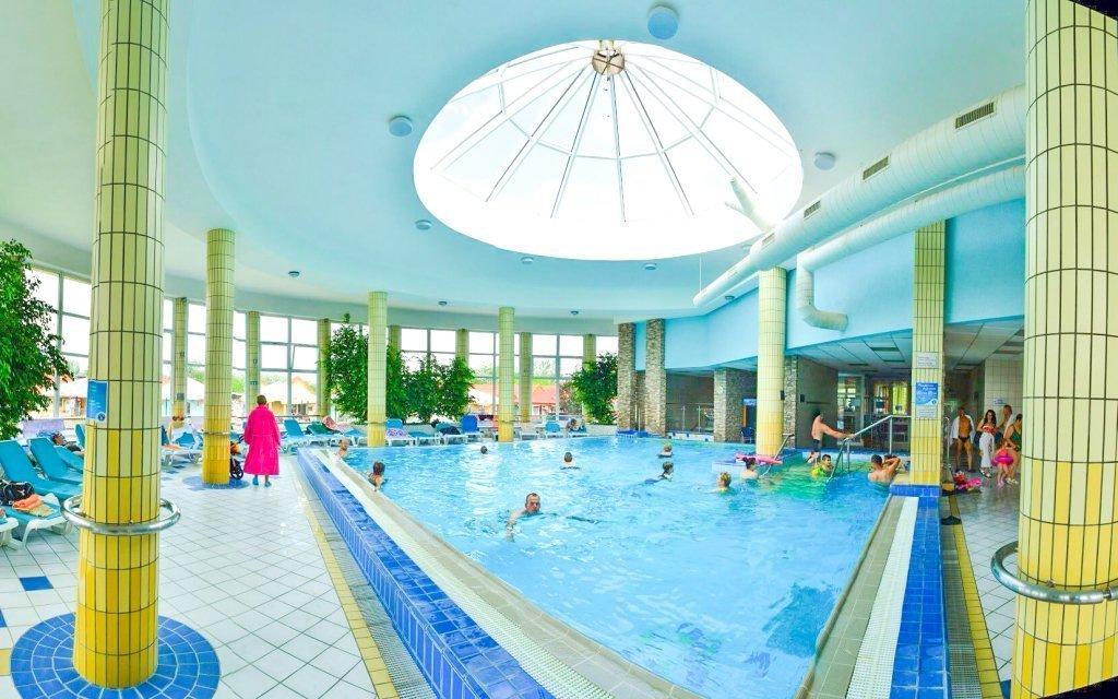 Obrázek Dunajská Streda pro seniory: Thermalpark s neomezenými bazény a polopenzí není k dispozici